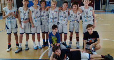 Esordienti 2007, positiva partecipazione al torneo 3vs3