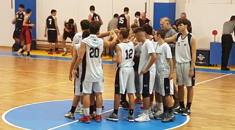 Under 16 Gold, i 2003 battono Cesenatico e vanno in semifinale