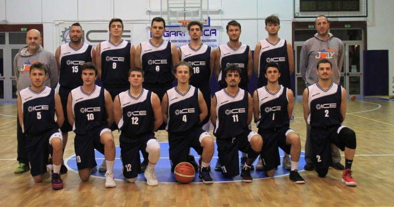 Promozione: Il Basket Jolly torna da Parma con i due punti.
