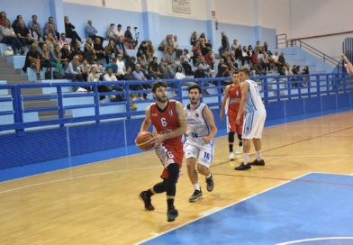 Matteo Magni firma con la Bmr Basket 2000
