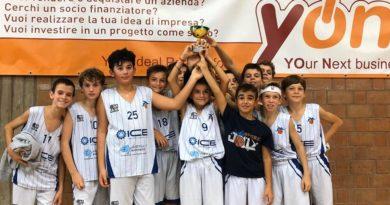 Esordienti, partecipazione positiva al Torneo Yon