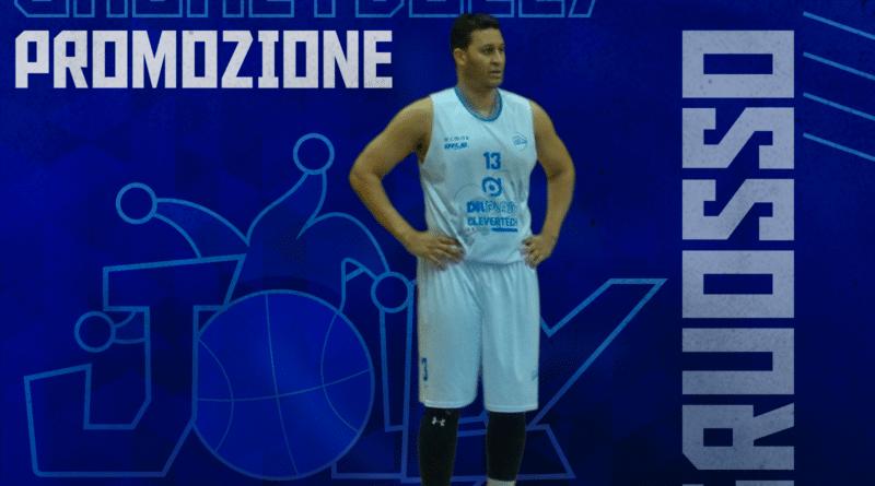 Promozione: Fabio Gruosso è il primo tassello per il nuovo roster.